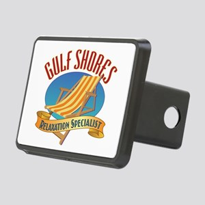 Gulf Shores - Rectangular Hitch Cover