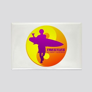 Trestles (Surfing) Magnets
