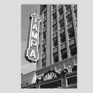 Tampa Theatre Florida His Postcards (Package of 8)