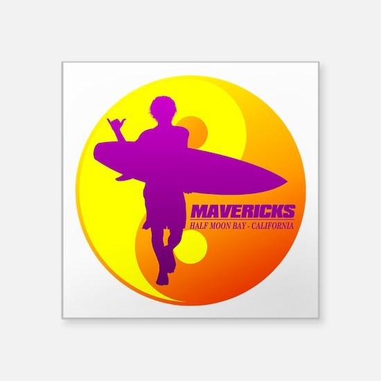 Mavericks - Half Moon Bay Sticker