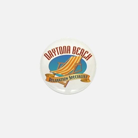 Daytona Beach - Mini Button