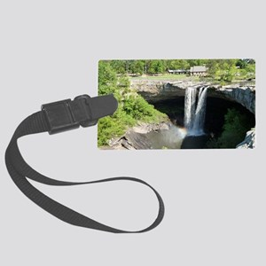 Noccalula Falls Gadsden Alabama  Large Luggage Tag