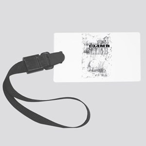 Climb Large Luggage Tag