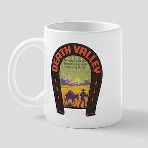 Vintage Death Valley Mug