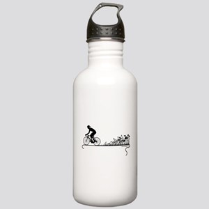 Nature Ride Cycling Stainless Water Bottle 1.0L