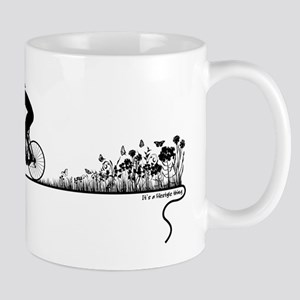 Nature Ride Cycling Mug