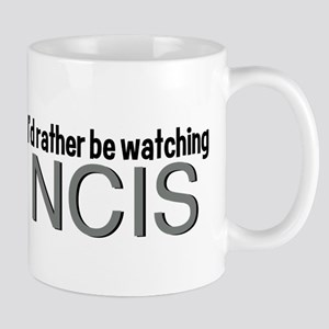 Rather Watch NCIS Mug