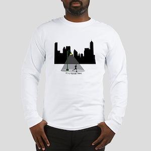 Others Sleep Men's Running Long Sleeve T-Shirt