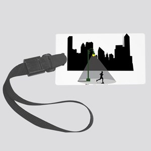 Others Sleep Men's Running Large Luggage Tag