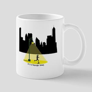 Other's Sleep Women's Running Mug