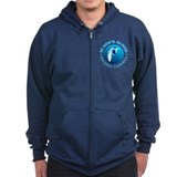 Blacks beach Zip Hoodie (dark)