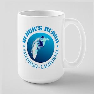Black's Beach Mugs