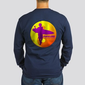 Pipeline-Oahu Long Sleeve T-Shirt