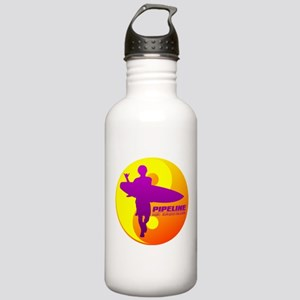 Pipeline-Oahu Water Bottle