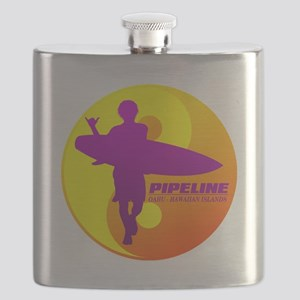 Pipeline-Oahu Flask