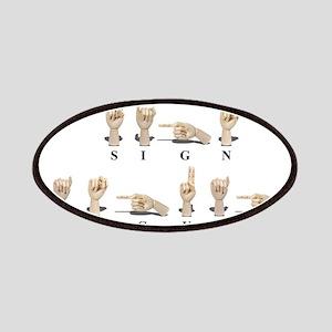 SignLanguageAmeslan062511 Patch