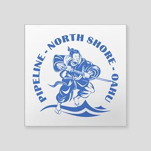 Pipeline Samurai Sticker