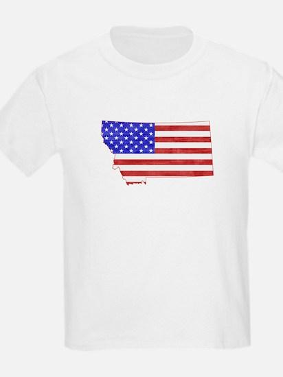 Montana Flag T-Shirt