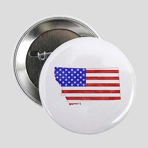 """Montana Flag 2.25"""" Button"""