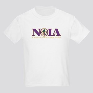 NOLA Mardi Gras Kids T-Shirt