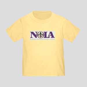 NOLA Mardi Gras Toddler T-Shirt