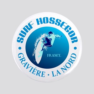 "Surf Hossegor 3.5"" Button"