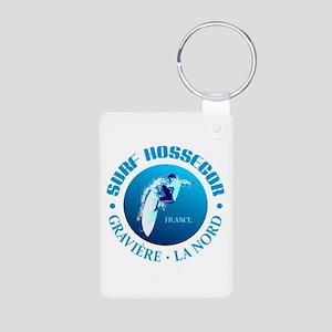 Surf Hossegor Keychains
