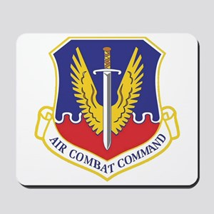 USAF Air Combat Command Mousepad