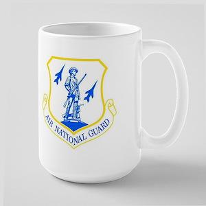 Air National Guard Large Mug