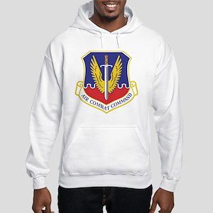 USAF Air Combat Command Hooded Sweatshirt