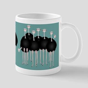 Ostrich Mugs
