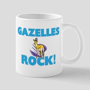 Gazelles rock! Mugs