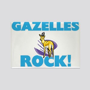 Gazelles rock! Magnets
