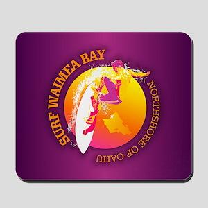 Waimea Bay Mousepad