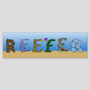 Reefer Bumper Sticker