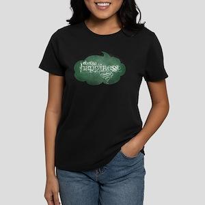 Choose Happiness on Chalkboard T-Shirt