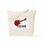 Guitar - Trevor Tote Bag