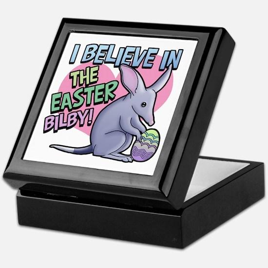 Believe Easter Bilby Keepsake Box