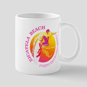 Zicatela Beach Mugs