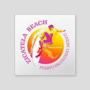 Zicatela Beach Sticker