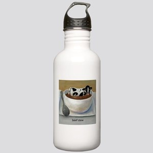 Beef Stew (Funny Farm) Stainless Water Bottle 1.0L
