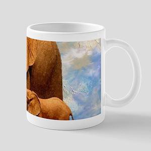 Elephant Mother Mug