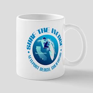 The Wedge Mugs