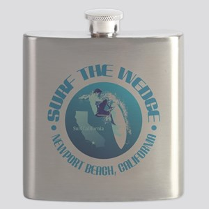 The Wedge Flask