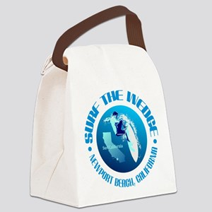The Wedge Canvas Lunch Bag