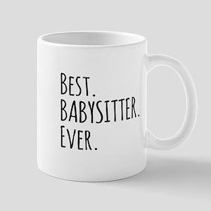 Best Babysitter Ever Mugs