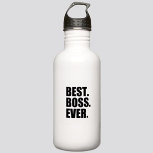 Best Boss Ever Sports Water Bottle