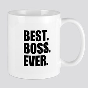 Best Boss Ever Mugs