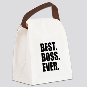 Best Boss Ever Canvas Lunch Bag