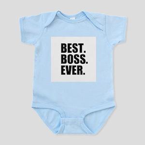 Best Boss Ever Body Suit